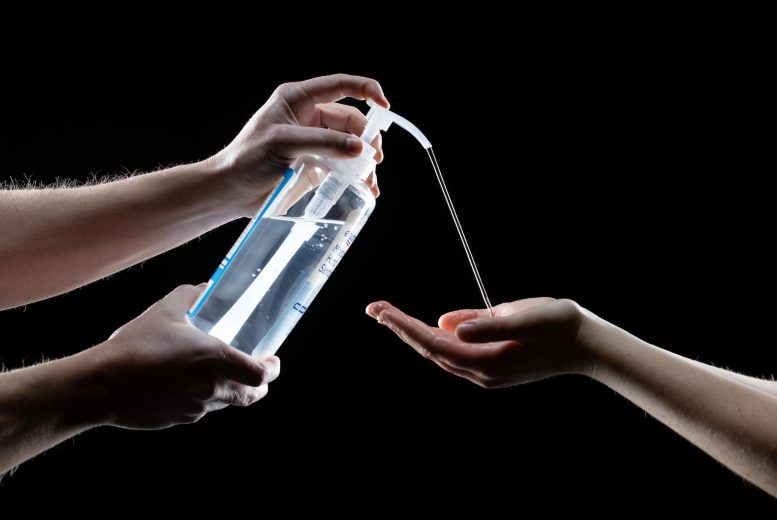 Alcohol-Free Hand Sanitizer Just As Effective Against COVID-19 Virus As Alcohol-Based Versions