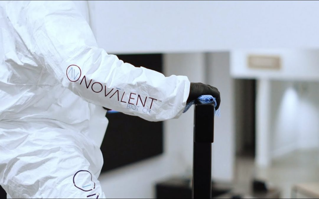 A Safer Theater-Going Experience with Novalent